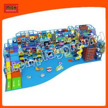 Large Foam Puppy Indoor Mini Playground Equipment Franchise