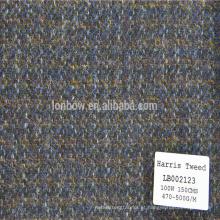 Homens Casacos De Lã De Lã De Inverno Homens Casaco De Lã Harris tweed