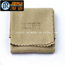 Embossing Printing Jewelry Cleaning Cloth for Silver and Gold