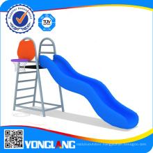 Indoor and Outdoor Plastic Slide