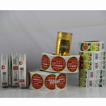 China-Qualitäts-Kleberaufkleber-Aufkleber