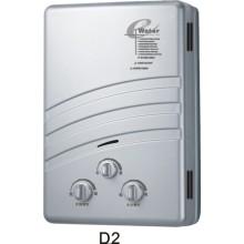 Мгновенный газовый водонагреватель / газовый гейзер / газовый котел (SZ-D2)