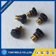 Tochas de soldagem TIG peças sobressalentes tampão traseiro curto 57Y04 Acessórios de soldagem TIG 57y04