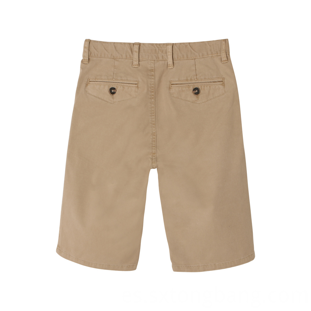 Waterproof Cotton Chino Shorts