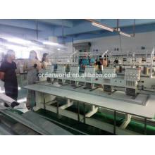 six head flat embroidery machine 6 head embroidery machine computerized embroidery machine