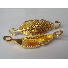 Nuevo diseño 2016 de la pulsera del oro de la manera para las muchachas