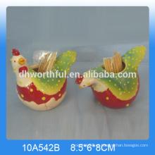 Sujetador de cerámica de cerámica de alta calidad del toothpick para la cocina