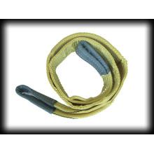 Benutzerdefinierte Gurtband Sling mit flachen Augen