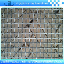 Malla de alambre de alambre galvanizado