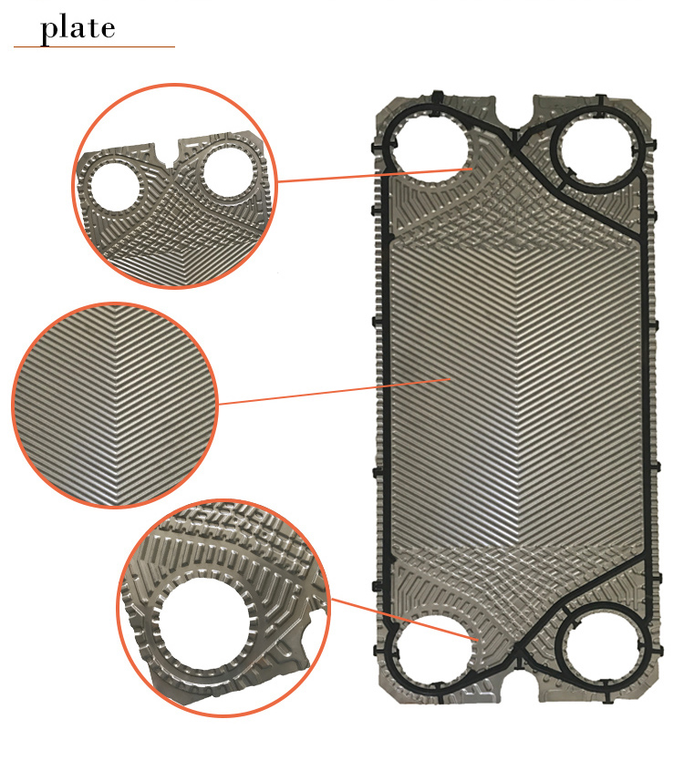 Heat Exchanger Plate for Sales