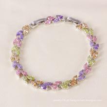 Xuping Novo Design Bracelet Moda Jóias