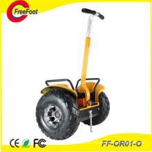 Fuera de la carretera 2 ruedas eléctrico equilibrio inteligente bordo scooter