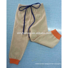 2015 baby clothing soft 100%cashmere baby pants