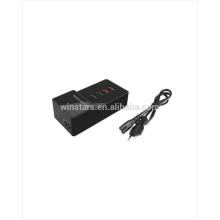35watt USB 5 Port-Ladegerät, Desktop-Ladestation, unterstützt schnelles Ladegerät auf 2.4A, CE, FCC