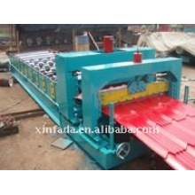 820 Step Tile Roofing Forming Machine
