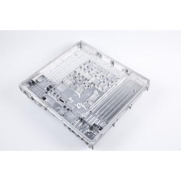 Pièces de fraisage en métal de commande numérique par ordinateur pour l'équipement de communication