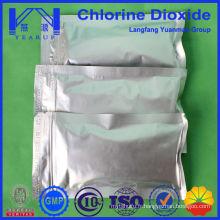 Dioxyde de chlore pour l'irrigation Irrigation des terres agricoles