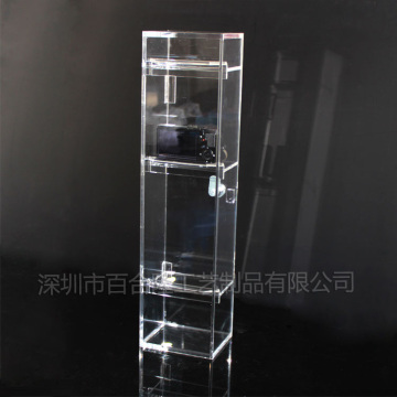 anpassad akryl Kamera display rack