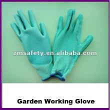 Nylon-PU-überzogener Garten-Arbeitshandschuh für die allgemeine Behandlung