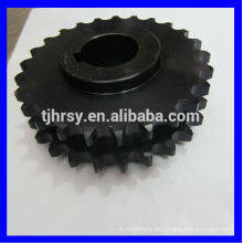 Schwarzes Oxid-Duplex-Kettenrad 12A