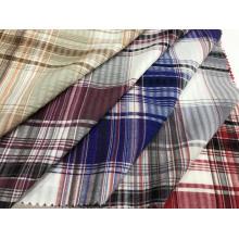 T/C Crinkle Yarn-dyed Fabric
