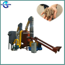 CE Approved Wood Sawdust Biomass Pellet Production Line