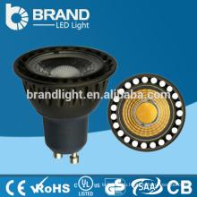 Литой алюминий Gu10 5W COB Светодиодный прожектор, 3000K Светодиодный прожектор MR16,3 лет гарантии