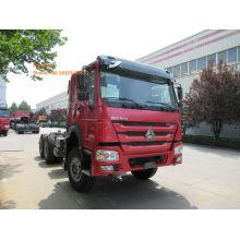 Châssis de camion de cargaison de Dropside SINOTRUK