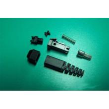 MTRJ mm Conector de fibra óptica