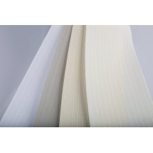 Ready Made Window Decoration 3.5 Inches Width 100% Polyester Fabric Vertical Blind