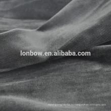 органический хлопок ткань бархата для арабской одежды