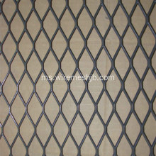 Diamond Hole Hot Dipped Galvanized Mesh Metal Expanded