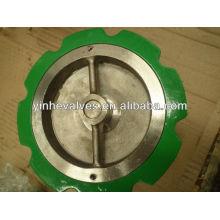 wafer type valves