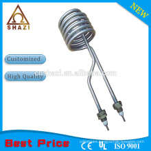 conventional type coil heating element