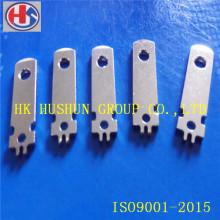 Hot Verkauf Plug Insert Messing Stecker Pin aus China Hersteller (HS-BP-002)