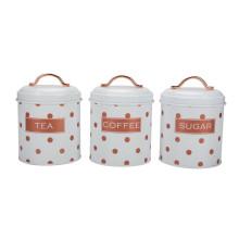 Ktchen storage canister set of 3