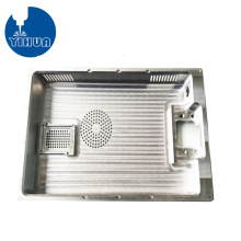 Boîtier en aluminium usiné CNC