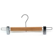 Rolamento inferior de madeira ajustável clipes do gancho de carga alta
