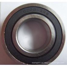 Acero de cromo Rodamiento de bolas de ranura profunda 6310-2RS 6310ZZ 6310