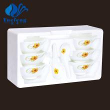 Heat Resistant Opal Glassware-12PCS Soup Set