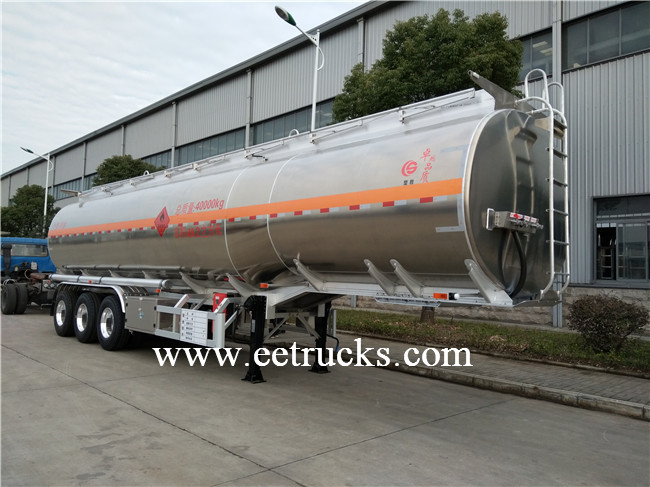 30 TON Fuel Tank Semi Trailers