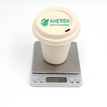 Biodegradable Natural Healthy Sugarcane Fiber Bagasse Coffee Cups Disposable Cup