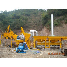 Planta móvil de procesamiento de asfalto Qlby-30 / 30tph