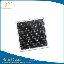 CE certificó el panel solar del fabricante de China (SGM-30W)