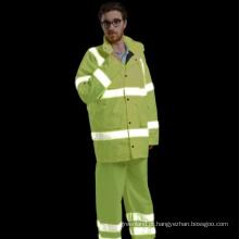 Antiestático ESD Quarto limpo roupa de poliéster sobretudo casaco de blusa uniforme vestuário de trabalho