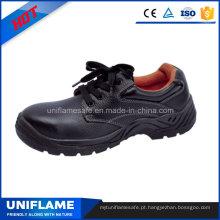 Sapatos de trabalho de segurança de fábrica de homens Ufb008