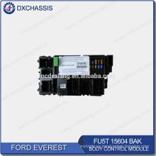 Módulo de control del cuerpo genuino Everest FU5T 15604 AK