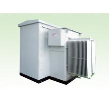 11kV transformador transformador combinado para instalação fotovoltaica