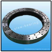 Double row ball slewing bearing with internal gear for Constraction Machine