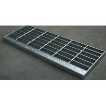 Galvanized Steel Stair Grid